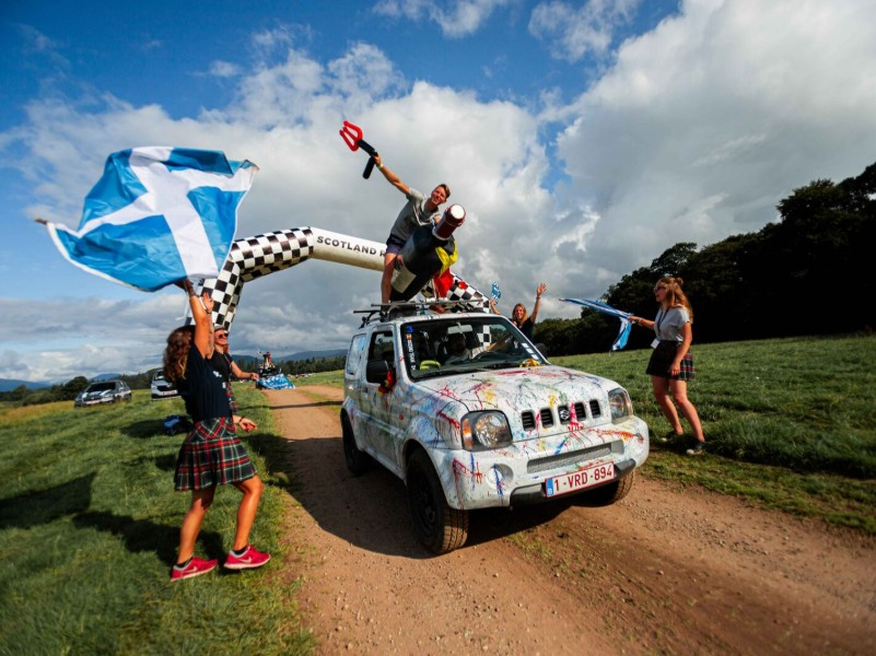 Highlight Scotland Rally 2019
