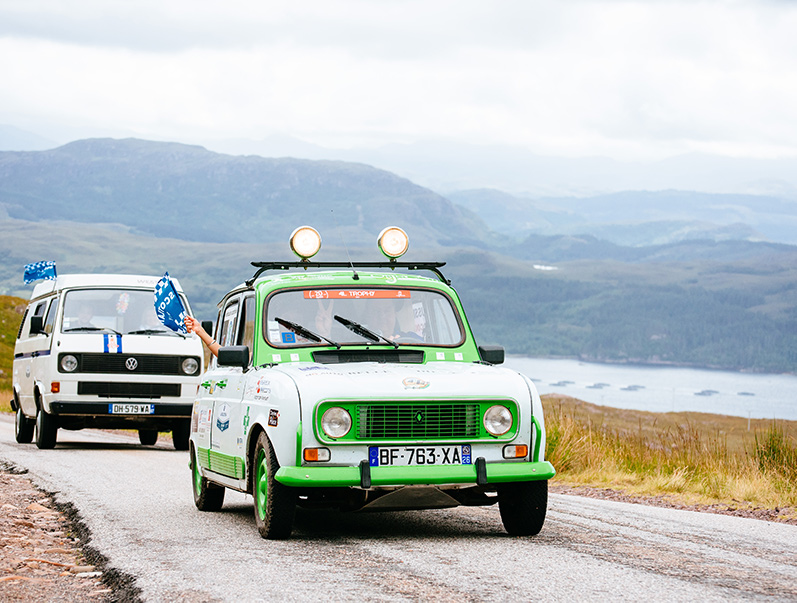 Highlight Scotland Rally 2018