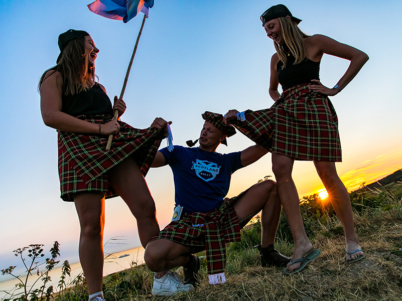 Highlight Scotland Rally 2019