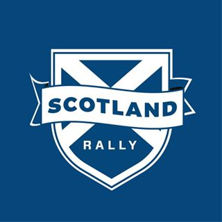 Logo Scotland Rally