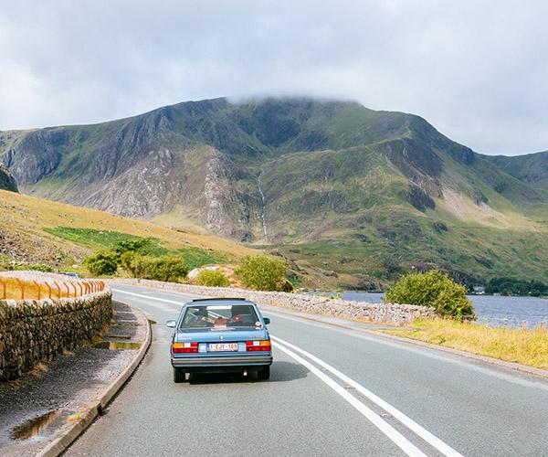 Snowdonia - Piel Island